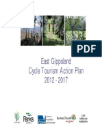 Draft East Gippsland Cycle Tourism Action Plan 2012-2017