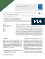Copie EDNA vs Metode Clasice