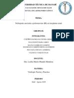 Ensao y Caso Clinico Grupo 2 Paralelo A