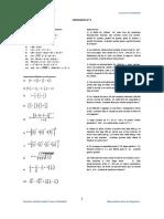 Seminario 1 de Matematica Para Los Negocios