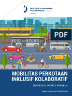 Mobilitas Perkotaan Inklusif Kolaboratif - Studi Kasus Kota Jakarta, Indonesia