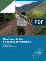 Monitoreo de Paz de Jfc Informe 02