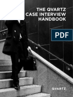 QVARTZ Case Interview Handbook FINAL Web