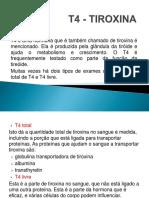 T4 - TIROXINA 2