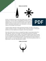 """Descrições dos Templos do RPG """"Run The World"""""""