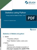 The Matplotlib User's Guide | Matlab | Python (Programming