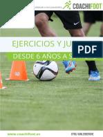 eBook 30 Ejercicios Futbol