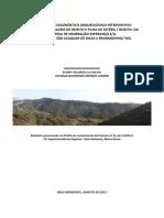 201308 ESPERANCA SA Relatorio de Diagnostico Arqueologico Interventivo Barragem de Rejeito e Pilha Esteril Brumadinho e Sao Joaquim de Bicas MG
