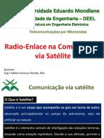 Aula 5 - Rádioenlace na C. via Satélite