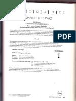 TOEFL Practice Test 2