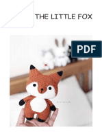 Coral the Little Fox