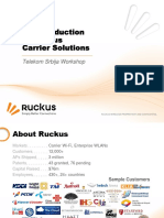 Ruckus Carrier Solutions