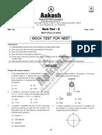 Full Syllabus Neet Test 2