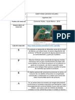 Formato Modelo SPEAKING y Elementos de La Comunicación.