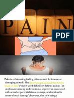 pain ppt