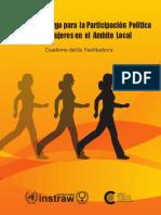 Guía de Liderazgo para la Participación Política de las Mujeres en el Ambito Local