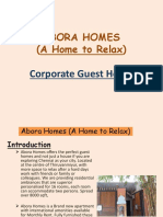 Guest house Plan