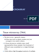 Tissue Microarray