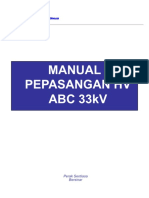 Complete Manual Tnb 33kv