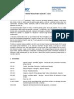 Camara Desgrasadora - AGUAS CHAÑAR