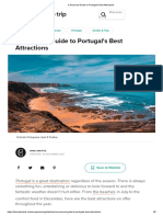 A Seasonal Guide to Portugal's Best Attractions