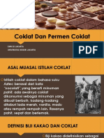 Coklat Dan Permen Coklat
