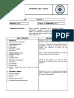 PPE (Sep) Navegación I NAV316