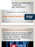 Cancer Du Foie