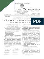 Proyecto Ley Modernizacion Sector Tic Gaceta 20181227