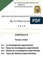 Mic - Clase 8 - Investigación Experimental