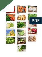 16 Verduras Del 29 Del 4