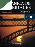 Mecanica de Materiales - Fitzgerald