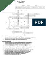Taller Tabla Periodica Puzzle