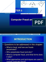 Chapter 5 Computer Fraud and Abuse