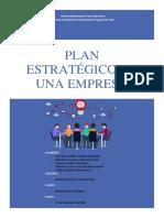 Introduccion Al Concepto de Planificacion Estrategica