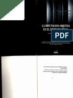 151765842 Imputacion Objetiva en El Derecho Penal