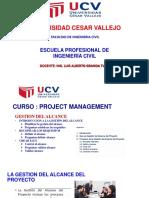 5. Clase -Gestion Del Alcance 10may