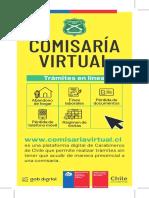 Volante Comisaría Virtual