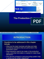 Chapter 12 The Production Cycle .ppt