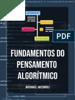 Fundamentos Do Pensamento Algorítmico