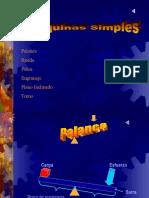 Palancas y Poleas