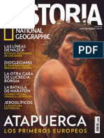 Historia National Geographic Junio 2019