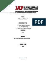 La Pnp y La Ff.aa Del Perú