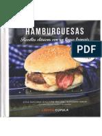 Hamburguesas, Recetas Con Un Toque Frances