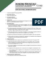 Bases Futsal