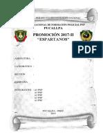 Disposiciones Generales - Espartano Pnp