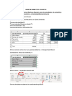 Guia de Graficos en Excel