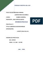 Informe de Bioseguridad Ucsur