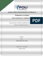 Primera Entrega Proyecto - Derecho Administrativo II
