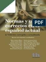 Normas y Usos Correctos Del Espano